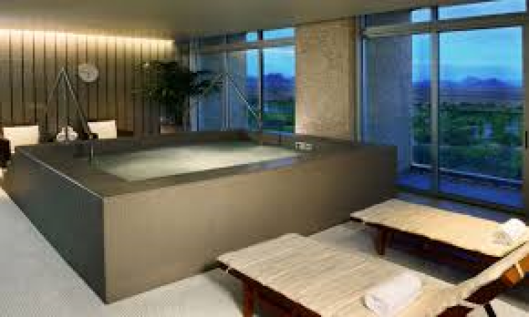 Stainless steel Spa