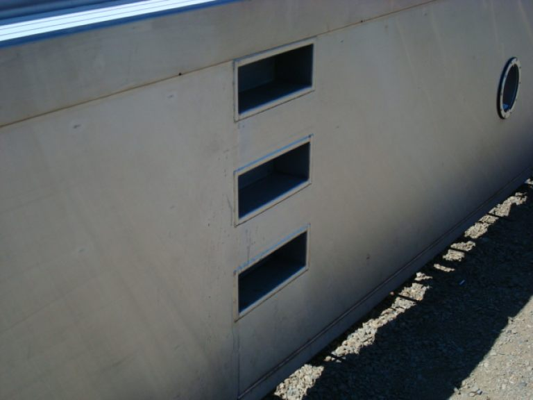 Stainless Steel Step Insert
